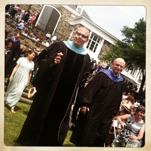 Dada, the professional graduation-er  June 2014